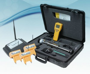 Moisture Detection Instruments