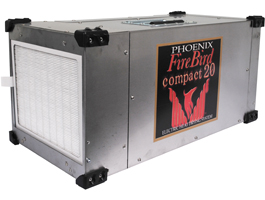 Phoenix FireBird Compact 20 Electric Heat Drying System
