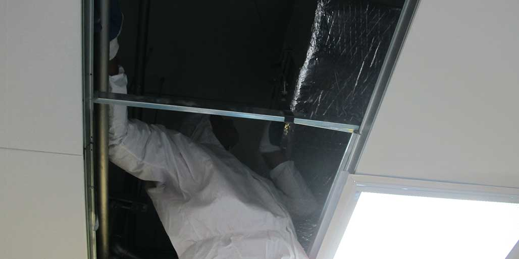Air Duct Cleaning Services - Singapore