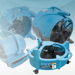 Air Movers | Big Red Environmental