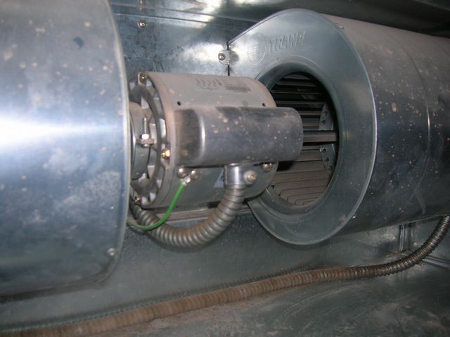 Bio-Decontamination and Treatment of Ox Bio Shield in Ducts After Minor Renovation