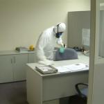 Bio Decontamination During SARS in Singapore