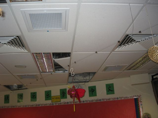Singapore American School Bio Decontamination