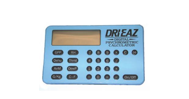 Digital Psychrometric Calculator