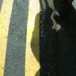CWT Glue Spill