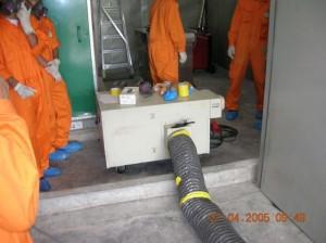 Air Handling in a Malaysian Hospital