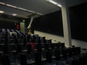 Foul Smell in Tertiary Education Auditorium
