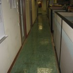 Flooding Restoration In A Major Bank At Shenton Way