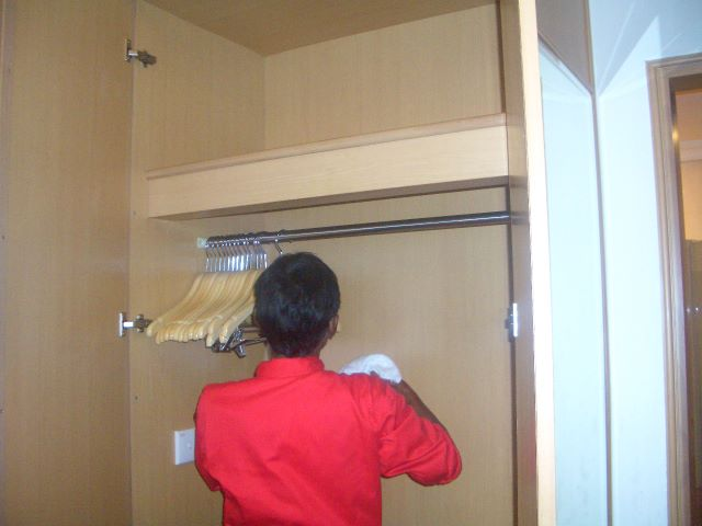 Allergy Friendly Environment for Hotel