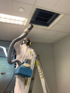 Bio-Fogging of the Indoor Environment